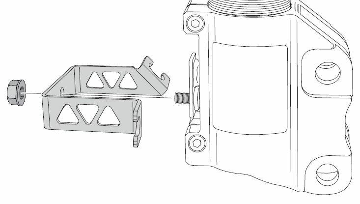 Öhlins Road & Track MIS MI01 Komplettsatz inkl. Domlager für Mitsubishi Evo 4-6