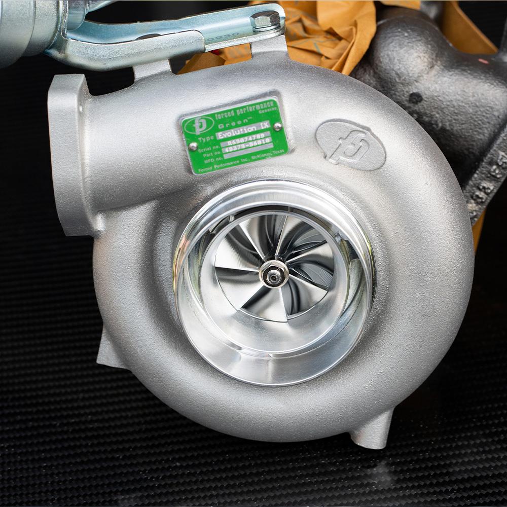 FP Green 73 HTA Evo 9 Turbolader MHI