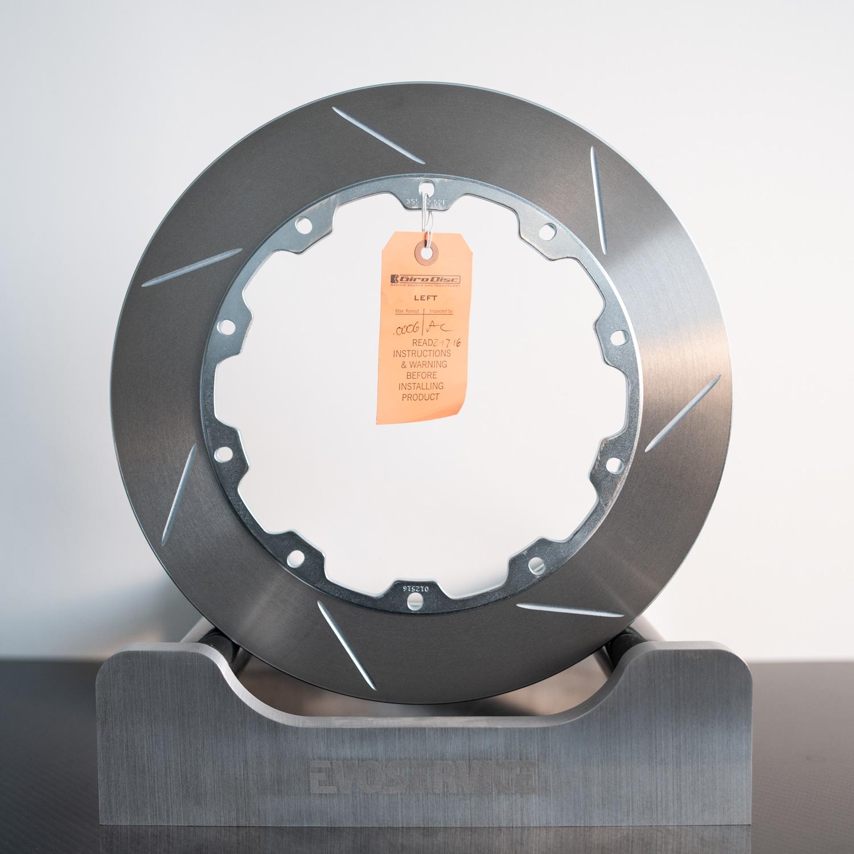 Girodisc Reibringe 355x32mm für ST40 ST60 Big Brakes inkl. Verschraubungen