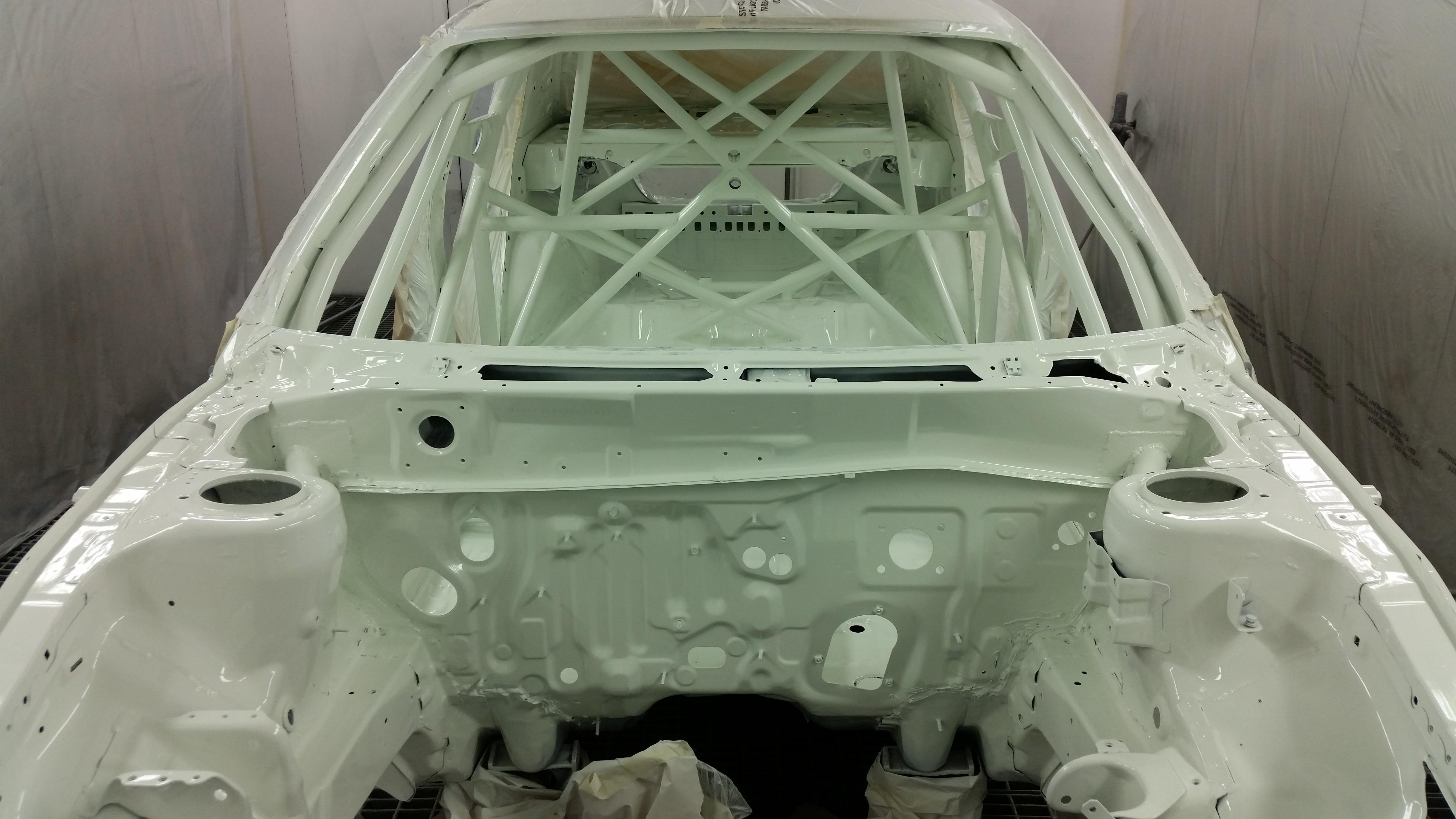 Safety Devices Einschweizelle Mitsubishi Evo 4-6 - Abholpreis