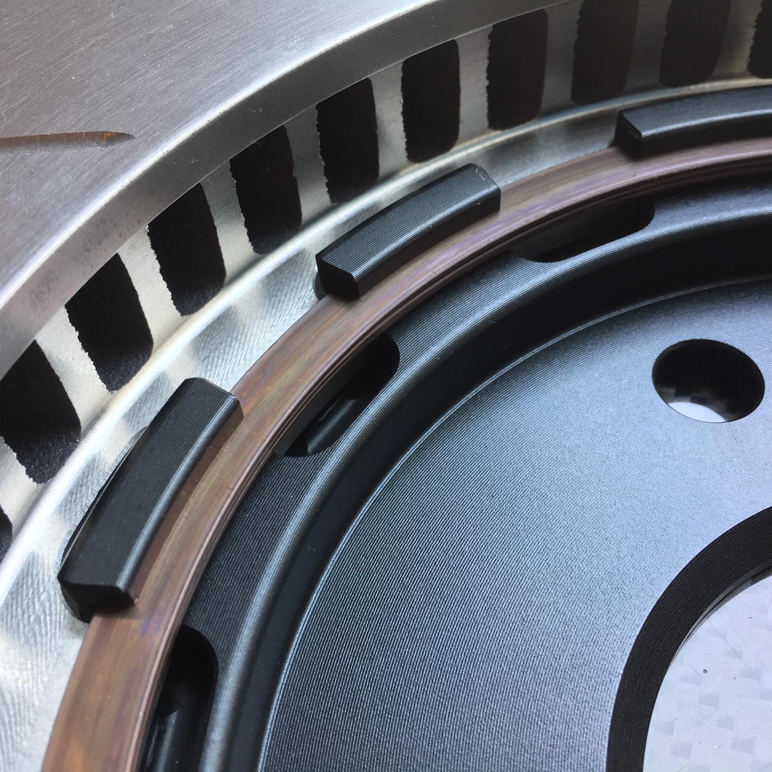 PFC Bremsscheiben 2-teilig V3 Assembly Evo 5-9 VA (paar)