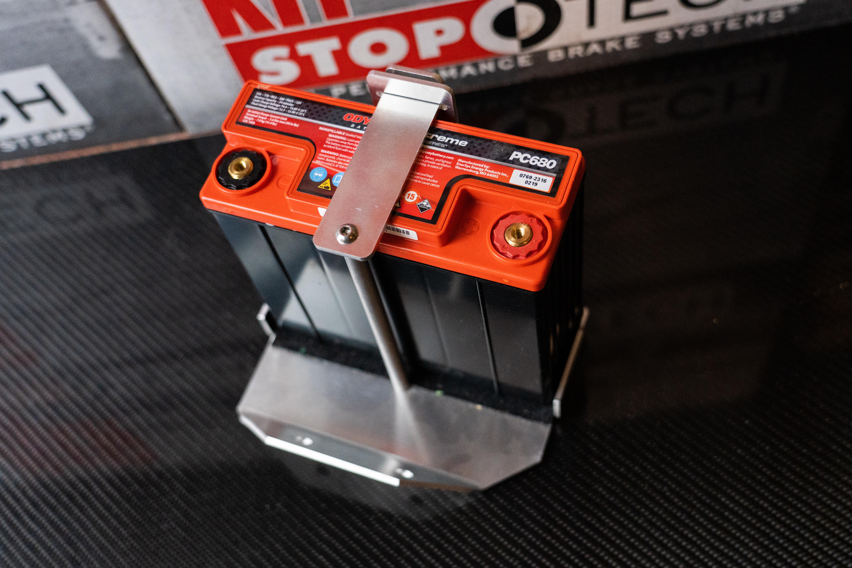 Evoservice Alu-Batteriehalter für PC680