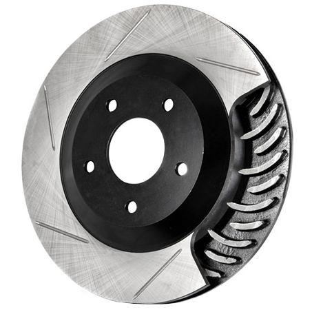 StopTech Sport Rotors, Bremsscheiben genutet, Mitsubishi Evo 10 (HA) paar)