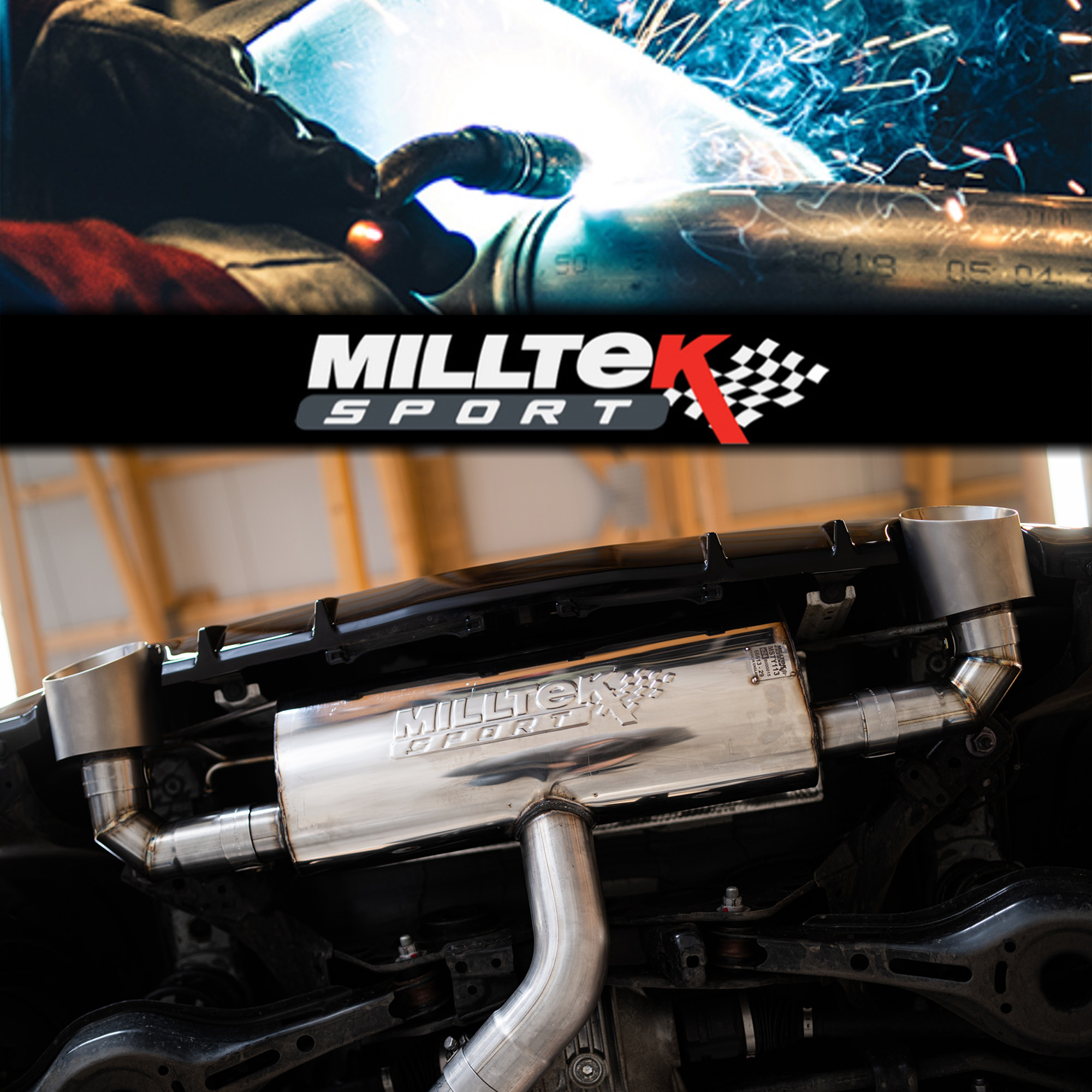 Milltek Abgasanlage Toyota GR Yaris ab OPF mit ECE Freigabe