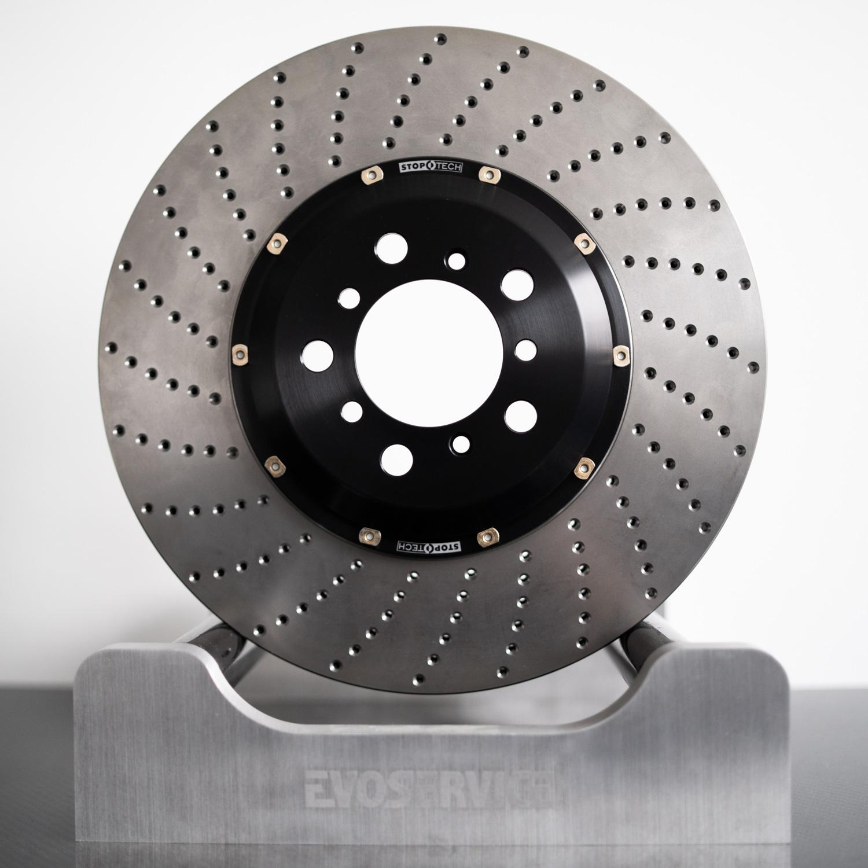 StopTech Aero Rotor Kit BMW M2/M3/M4